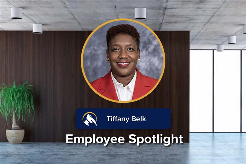 Employee Spotlight on Tiffany Belk