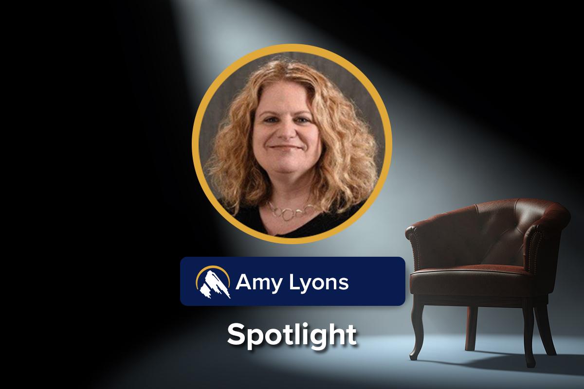 Spotlight on: Amy Lyons, MBA, CPCS, CPMSM