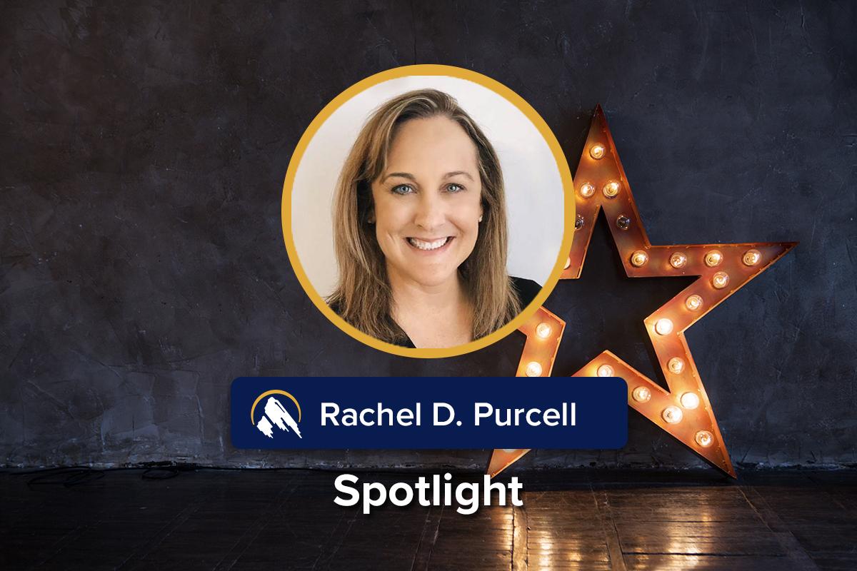 Spotlight on:  Rachel Deming Purcell