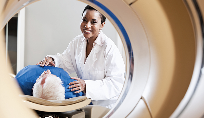 Radiology and Imaging Care Settings - Data